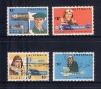 (UXAU032) AUSTRALIA 1978 Australian Aviators fine used complete set