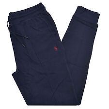 Polo Ralph Lauren Mens Sweatpants Jogger Drawstring Pony Logo Estate Rib Pockets