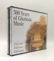Readers Digest 300 Years of Glorious Music Discovering The Classics 3CD Box Set