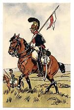 1er EMPIRE.NAPOLéON.ARMéE FRANçAISE.FRIEDLAND.CHEVAU-LéGERS LANCIERS éCLAIREURS.