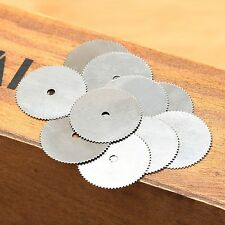 40PCS 22mm Disc Wheel Cutting Blades Wood Saw For Grinder Drills Rotary Tools