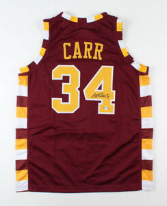 Austin Carr Signed Cleveland Cavaliers Jersey (PSA COA) 1971 #1 Overall Draft Pk
