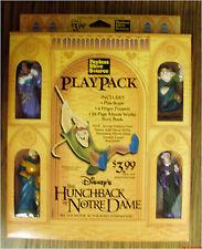 Disney Hunchback of Notre Dame Playpack mib