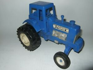PROCESSED PLASTIC PRODUCT USA FORD 8600 toy Tractor BRITAINS SIKU BRUDER ERTL
