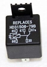 Starter Relay 12 Volt 5 Terminal Harley Davidson 31506-79B Bosch 601053