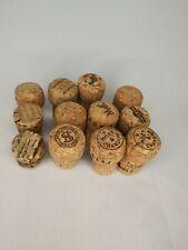 10 Champagne Corks Sparkling Wine Bottle Corks Various Brands