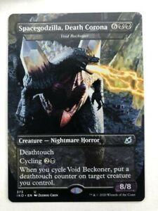 Spacegodzilla, Death Corona - Godzilla Cards (NON-FOIL) - Ikoria (Magic/mtg)