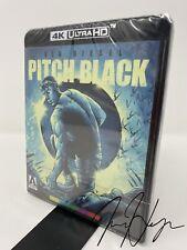 Pitch Black (4K Ultra Hd)