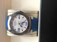 Tommy Bahama Relax Fashion Wristwatch with Royal Blue Rubber Band