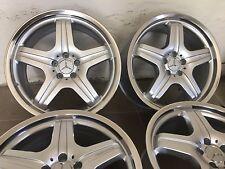 """4 originale AMG Felgen 20"""" Mercedes M-Klasse W164 W166 GL GLE W221 S C216 CL"""