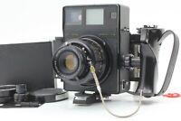 <NEAR MINT> MAMIYA UNIVERSAL PRESS W/ SEKOR P 127mm F/4.7 SHIP BY FEDEX