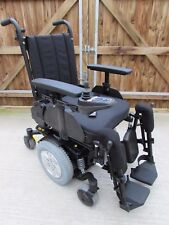 PRIDE Quantum Q4 Power Seat Tilt Legs Mid Drive Electric Wheelchair Powerchair