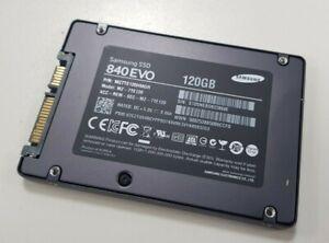 Samsung 840 EVO 120 GB SSD 2.5 Zoll SATA-III 6Gb/s MZ7TE120HMGR * geprüft *