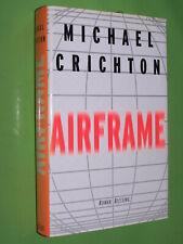 Airframe - Michael Crichton - 1997 Blessing Geb. (78)