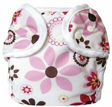 Bummis Super Snap Diaper Cover Bloom Large 30 lbs and Up