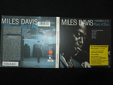 RARE CD MILES DAVIS / KIND OF BLUE / EDITION LIMITEE ET NUMEROTEE  N°06442 /