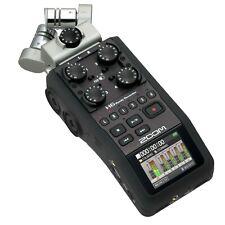 ZOOM H6 HANDY DIGITAL RECORDER 6 TRACK MICROPHONE 32GB MIC MODULE H2N H4N PRO H5