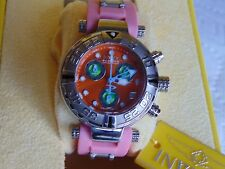 """Invicta Reserve 38mm Subaqua Noma I """"Puppy Limited Edition"""" Swiss Made SS Watch"""