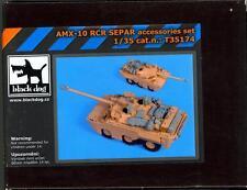 Blackdog Models 1/35 AMX-10 RCE SEPAR ARMORED CAR RESIN ACCEORRIES SET