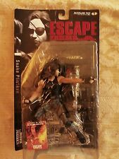 Snake Plissken Escape from LA McFarlane Toys Movie Maniacs 3 NOS 2000