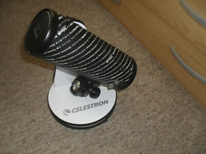 Celestron Firstscope 76mm Beginners Reflector Telescope, model 21024