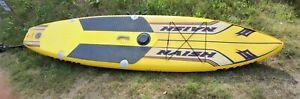 "SUP Board Naish Crossover Glide 12"" Windsurf"