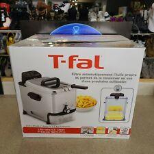 T-Fal Deep Fryer W/ Basket Stainless Steel