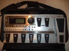 Boss GT-10 processor, bonus GT10/GT8 Patch CD, MIDI/USB cable, pedalboard/bag