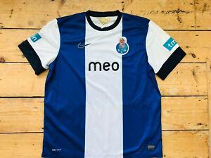 Porto Home Football Shirt Soccer Jersey 2012/13 Maglia Trikot size XL