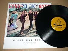 LP LYNYRD SKYNYRD - Minos Was There / Live Knebworth 1976 / Southern Rock