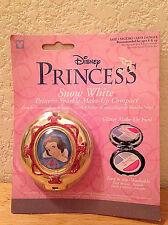 Vintage 2000 Disney Princess Snow White Sparkle Make-up Compact Collector Item