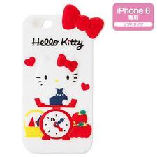 Sanrio Japan Hello Kitty Silicon Soft iPhone 6 Case