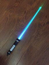 2 piezas/Lote De Star Wars Sable de Luz LED Luz Intermitente espada juguetes Cosplay armas