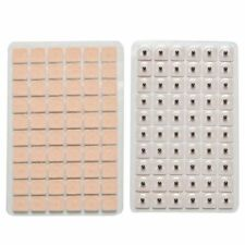Needle Disposable Acupuncture Press Needles Ear Magnetic 600pcs Ear Patch