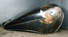 1986 honda vt500 c shadow gas fuel tank rusted through on right side inside rust