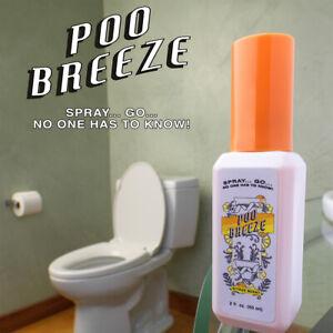 Poo Breeze- Spray Before You Go Bathroom Toilet Spray & Air Freshener