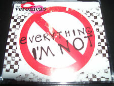 The Veronicas Everything I'm Not Australian CD Single – Like New