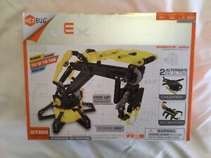 Vex Robotics Robotic Arm construction kit. Brand NEW in original packaging