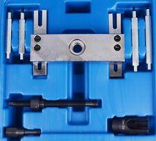 17/piezas Diesel Inyector auszieher Juego de herramientas Extractor Limpiador de inyectores Inyector Extractor