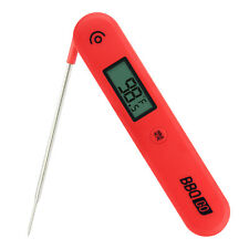 Inkbird Instant Meat Thermometer Food Thermomer Cooking Foldable Food Probe BBQ
