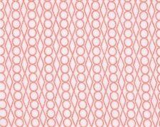 Stoff Baumwollstoff Patchworkstoff rosa pink weiß