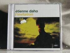 ETIENNE DAHO - L' INVITATION - CD COME NUOVO LIKE NEW