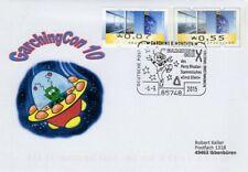 Raumfahrt, Space, 10 Garchin con, Perry Rhodan Stammtisch,  ATM Gs. 2015