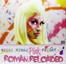 Nicki Minaj - Pink Friday: Roman Reloaded [New Vinyl] Explicit