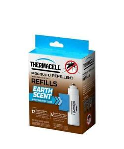 Thermacell E4 Earth Scent Mosquito Repellent Refills 48 Hours