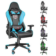 Computer Gaming Chair Office Racing Style Recliner Seat Swivel High Back Chair