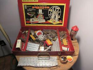 Vintage Ferris Wheel Erector Set.