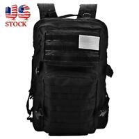 Outdoor Military Rucksacks Tactical Backpack Camping Hiking Trekking Bag