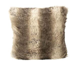 Faux Fur Cushion Cover 40x40cm