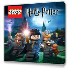 """Lego Harry Potter II Canvas 10""""x10""""  Framed Picture"""
